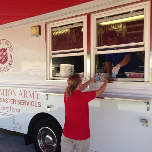 The Salvation Army of Manatee County called to serve first responders after deadly home invasion