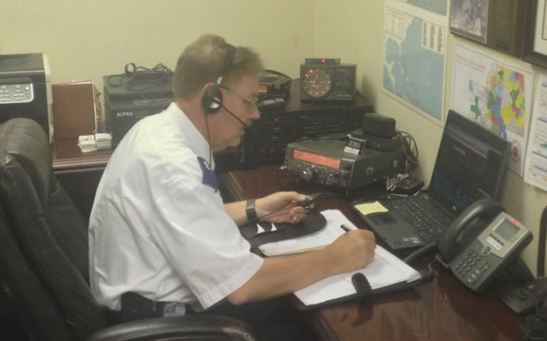 SATERN Activating National Amateur Radio Network For Hurricane Florence