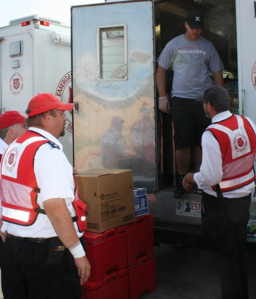 Salvation Army Provides Spiritual and Emotional Support to OK Tornado Survivors