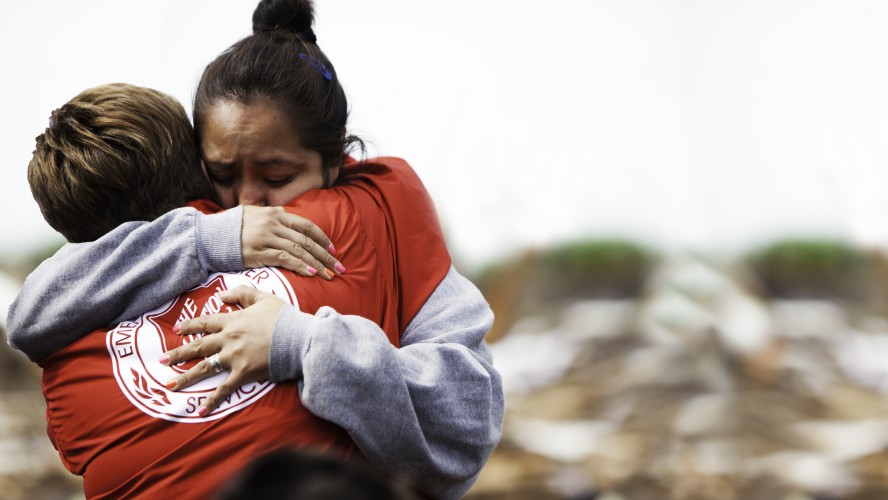 Salvation Army Marks One-Year Anniversary of 2013 Central Oklahoma Tornadoes
