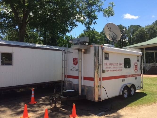 SATERN Participates in Nationwide Emergency Radio Exercise