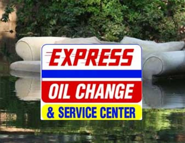 Express Oil Change Partnering with The Salvation Army for Flood Relief