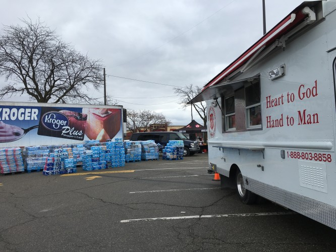 The Salvation Army Expands Support for Flint, Michigan Water Crisis