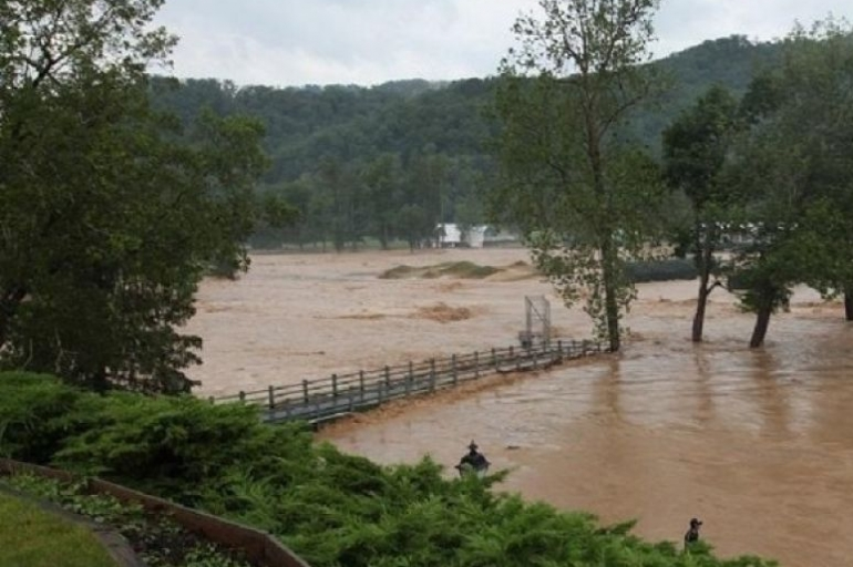 Salvation Army Mobilizes After Historic West Virginia Flooding