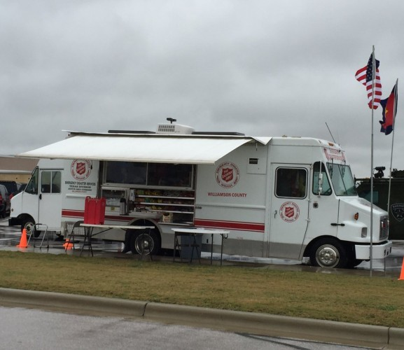 Central Texas Flooding and Storms Prompt Salvation Army Response