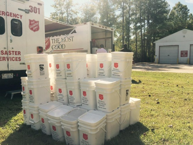 The Salvation Army Georgetown, SC works toward transitioning to long-term recovery