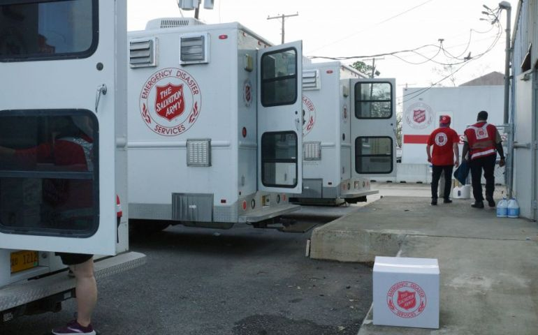 The Salvation Army Provides Hope in Lake Charles, Louisiana