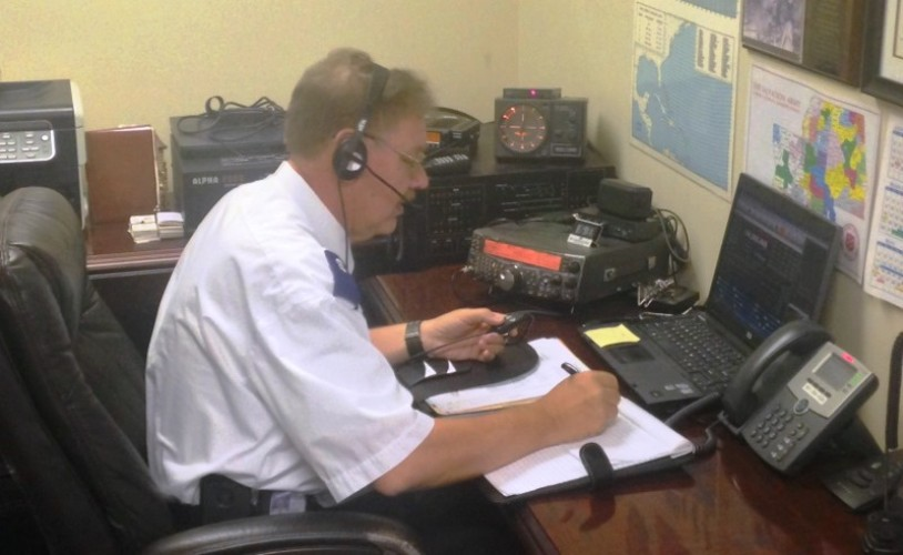 Emergency Radio Network Participates in Statewide Exercise