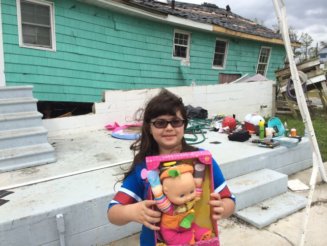 From Tornadoes to Toys in North Carolina