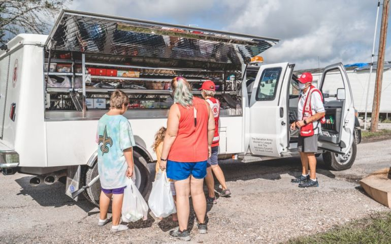 Meals, Refreshment and Prayers Delivered in Lake Charles
