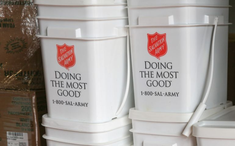 The Salvation Army Prepares for Long-Term Recovery in Georgia