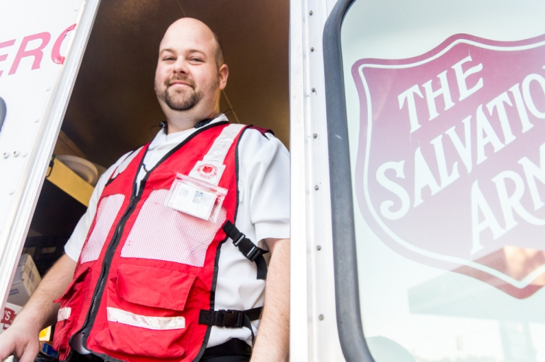 Salvation Army Carolinas: Our Work Continues after Hurricane Matthew