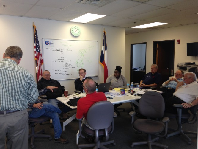 Texas SATERN Group Targets New Objectives, Training and Members